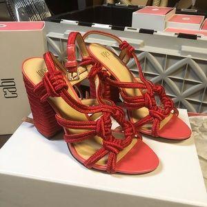 CAbi tiptoe sandal